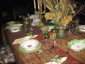 Splendid Tables Tea & Talk @ Ventfort Hall Mansion | Lenox | Massachusetts | United States